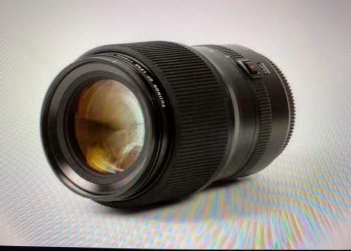 Fujifilm GF 110 f2 lens - 1