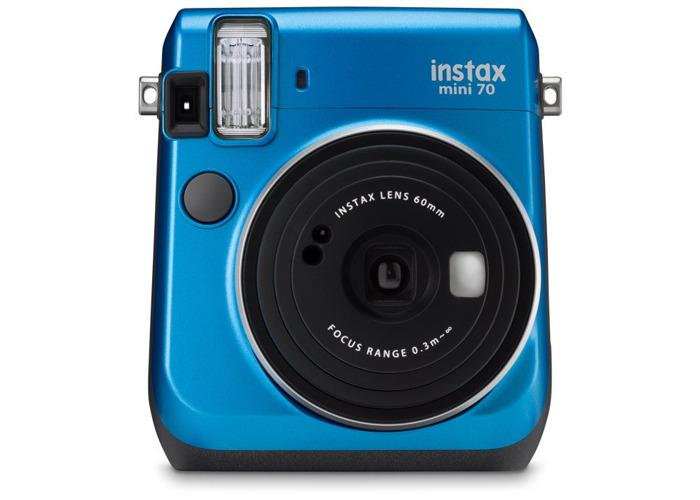 Fujifilm Instax Mini 70 - Plus 10 Shots - Island Blue - 1