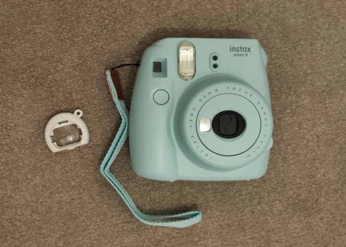 Fujifilm mini 9 polaroid camera - 1