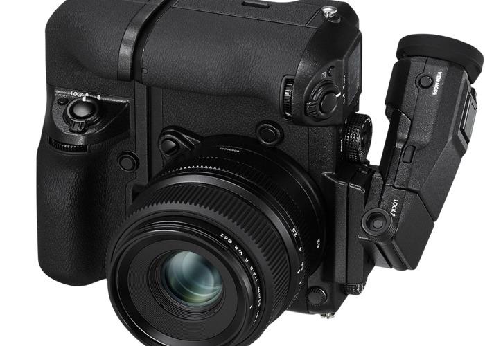 Fujifilm VG GFX-1 Vertical Grip - 2