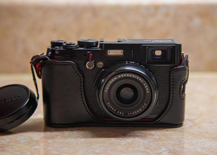 Fujifilm X100 - 1