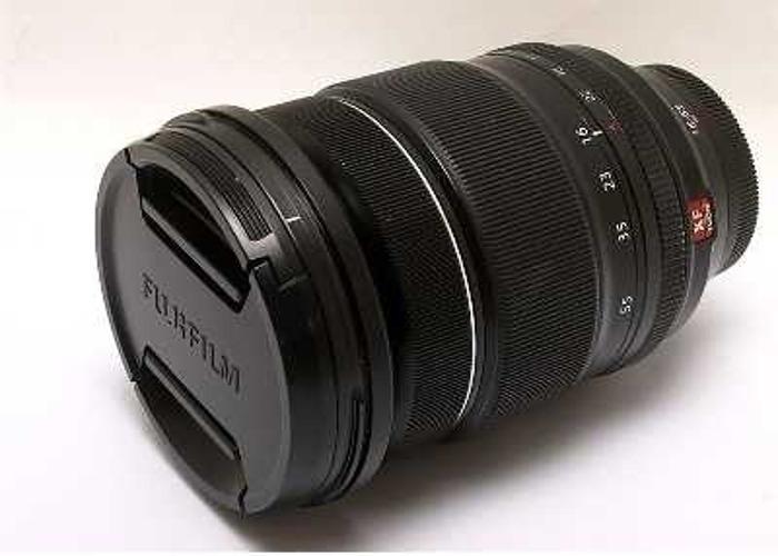 Fujifilm XF 16-55mm f/2.8 - 1