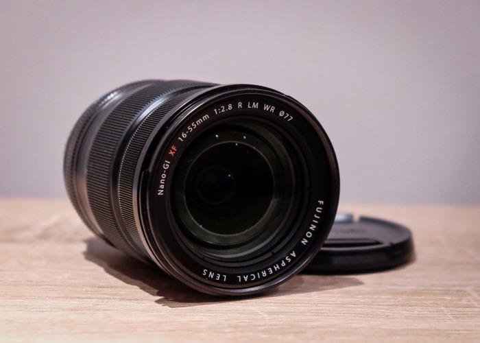 FUJIFILM XF 16-55mm f/2.8 R LM WR Lens - FUJI - 2