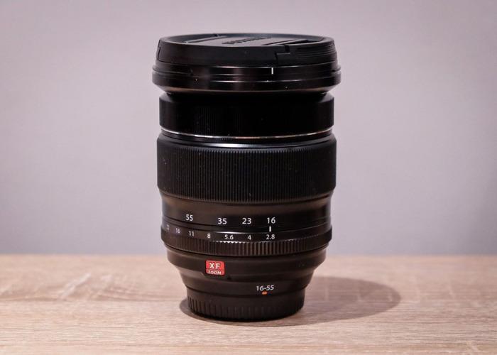 FUJIFILM XF 16-55mm f/2.8 R LM WR Lens - FUJI - 1