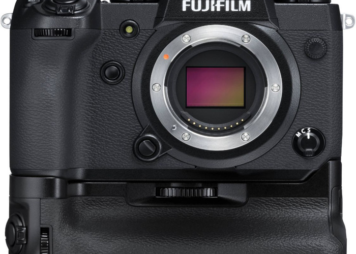 Fujifilm X-H1 with Battery Grip - 1