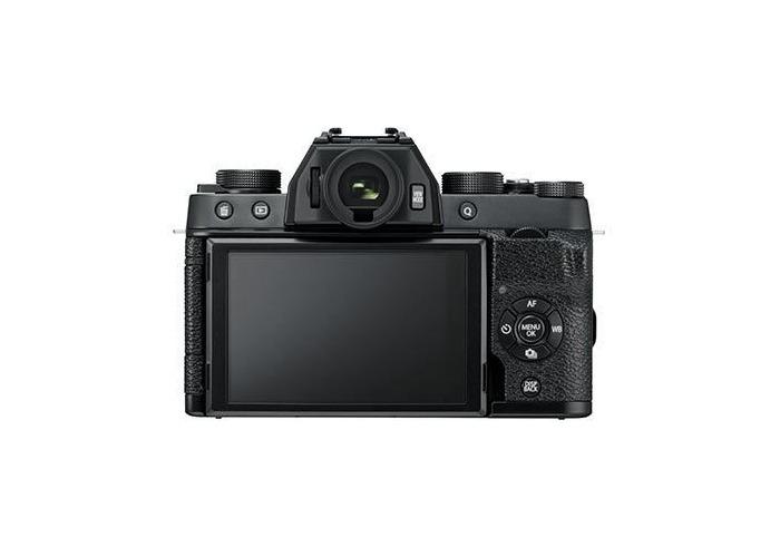 Fujifilm X-T100 Digital Camera with 15-45mm XC Lens - Black - 2