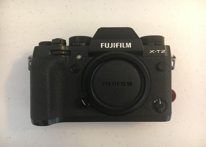Fujifilm X-T2 Body  - 1
