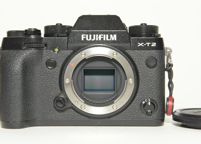 Fujifilm XT2 Digital Camera Body + Extra Accessories  - 1
