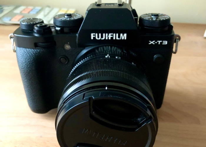 Fujifilm XT-3 - 2