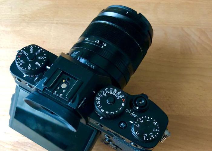 Fujifilm XT-3 - 1