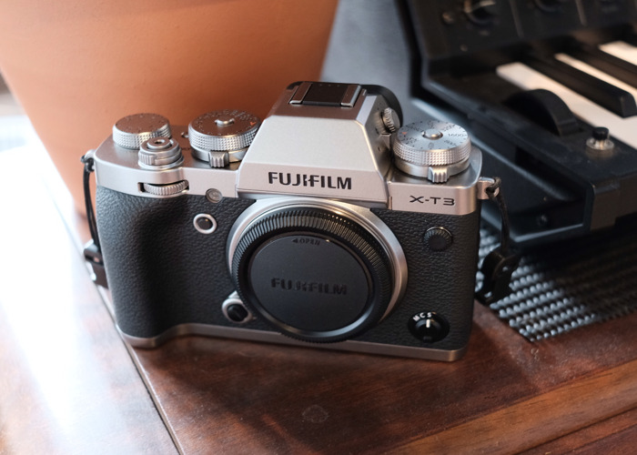 Rent FujiFilm X-T3 Body in London