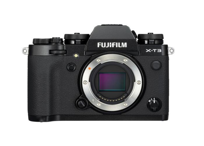 Fujifilm X-T3 Digital Mirrorless Camera Body - Black - 1