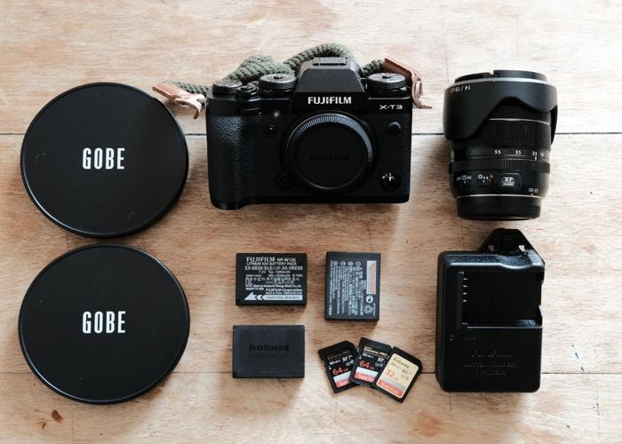 Fujifilm X-T3 - 1