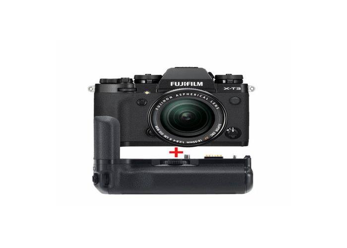 Fujifilm xt3 with kit lens  - 1