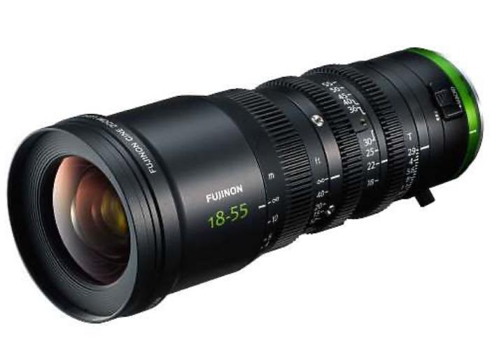 Fujinon MK 18-55 Lens (E Mount) - 1
