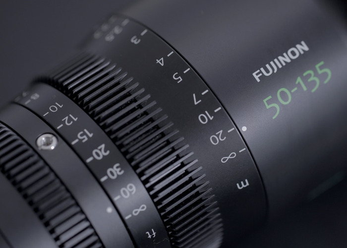 Fujinon MK Cine Lens Set 17-55 & 50 - 135 - 1