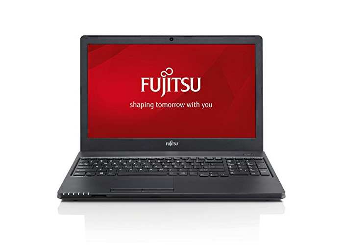 Fujitsu Lifebook A357 15.6-Inch Laptop - (Black) (Intel Core i5-7200U Processor, 8 GB RAM, 1 TB HDD, HD 620 Graphics, Windows 10 Pro) - 1