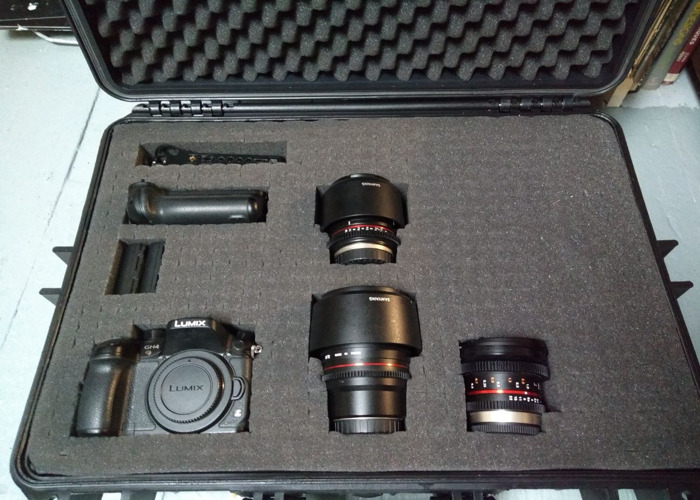 Full 4k Filmmaker Kit - GH4 - 1