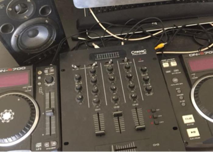 Full DJ Set Up - 1