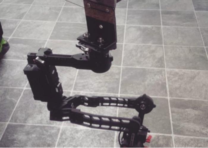 Full DJI RONIN SETUP with Crane  - 2