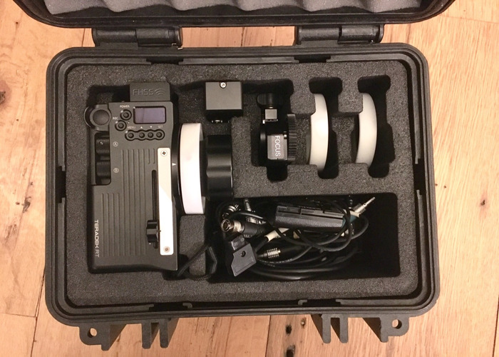 Full gimbal set up including Ronin 2, Teradek Rt focus, and  - 1