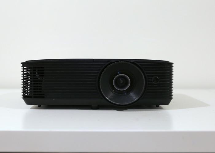 Bright HD Projector w/Remote 3200 Lumens - 1