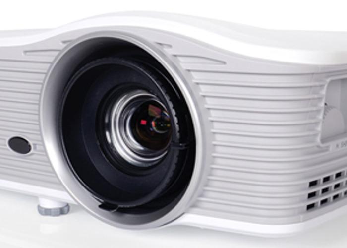 Full HD Optoma projector 5k asni - 1