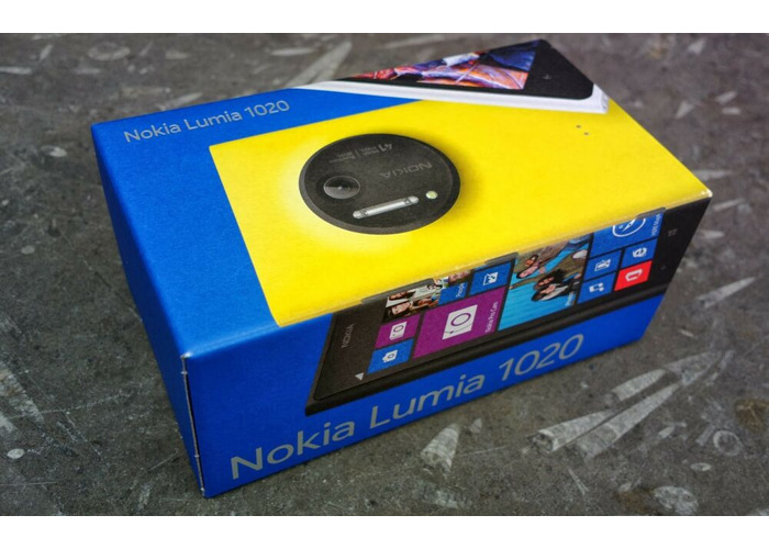Buy Full kit Nokia Lumia 1020 32GB Smartphone Windows Phone