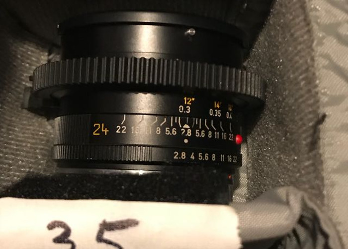 Full Leica Lens set - 2