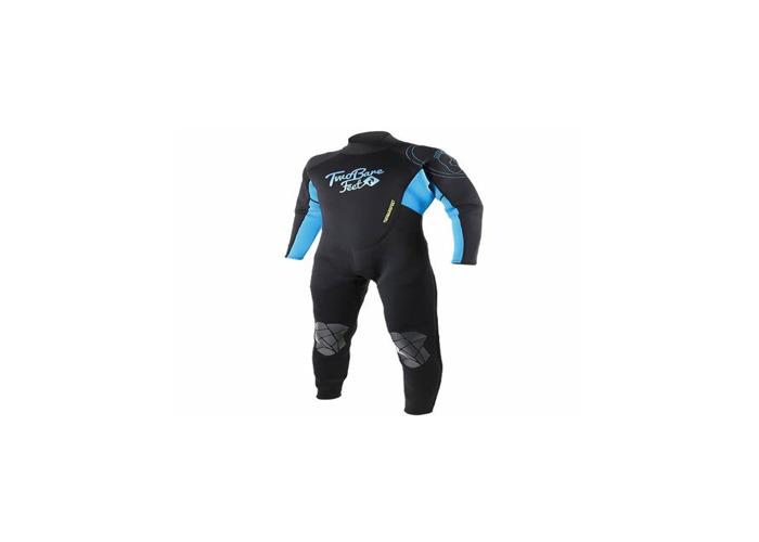 Full length adult wet suit - 1