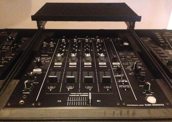 Full Pioneer CDJ Set Up - 2