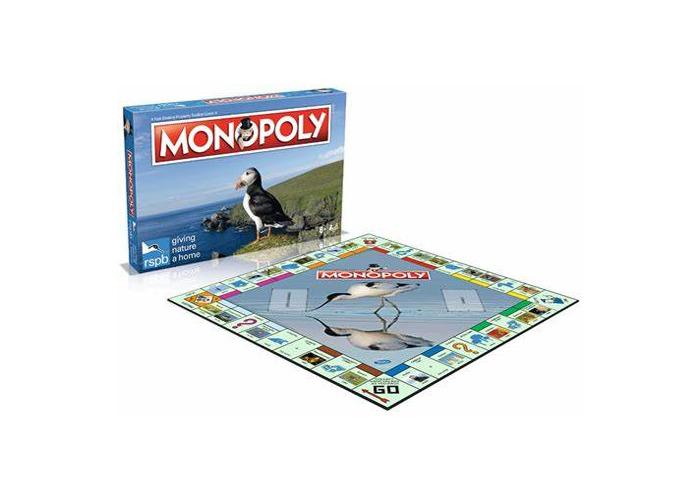 Full set monopoly UK board game  - 1