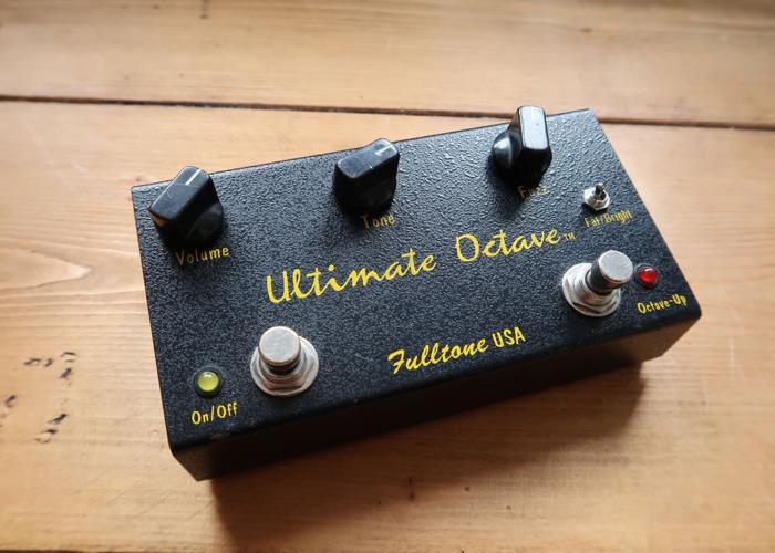 Fulltone Ultimate Octave Fuzz Pedal - 1