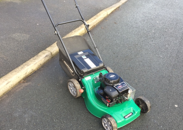 Fully serviced petrol lawn mowers  - 2