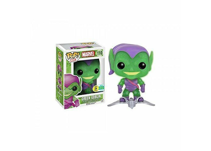 Funko POP! SDCC Marvel Green Goblin Glider Glow in Dark 2016 Summer Exclusive - 1