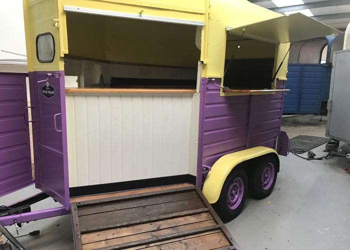 Funky Catering Horsebox - 2