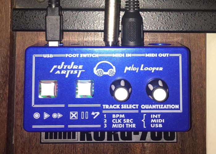Future Artist MIDI Looper - 1