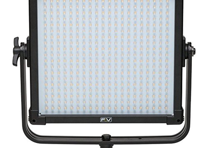 F&V K4000  Daylight LED Studio Panel Light Set of 3  - 2