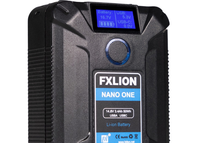 FXLion V-Lock Battery - 1