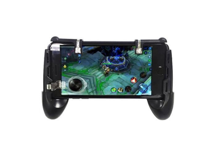 Gaming Joystick Mobile Phone Gamepad Holder Shooter for PUBG Fortnite - 1