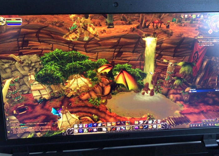 Gaming Laptop will play EVERything you throw at it - 1