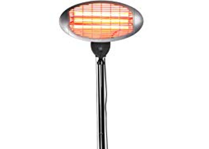 Garden Patio Outdoor Heater Electric not chiminea BBQ   - 1