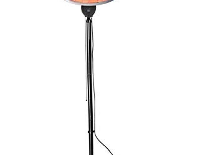 Garden Patio Outdoor Heater Electric not chiminea BBQ   - 2