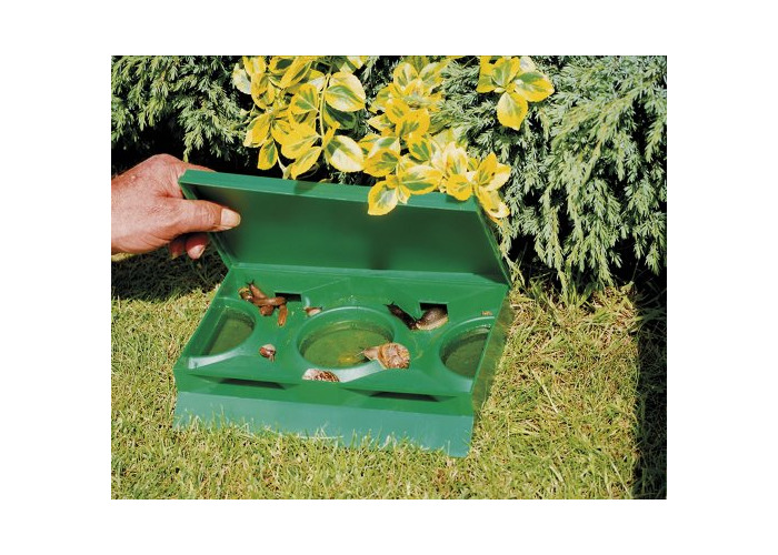 Garland Slug X Trap, Green, 25x20x10 cm - 1