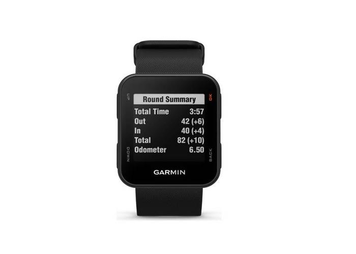 Garmin Approach S10 Golf Watch - Black - 1