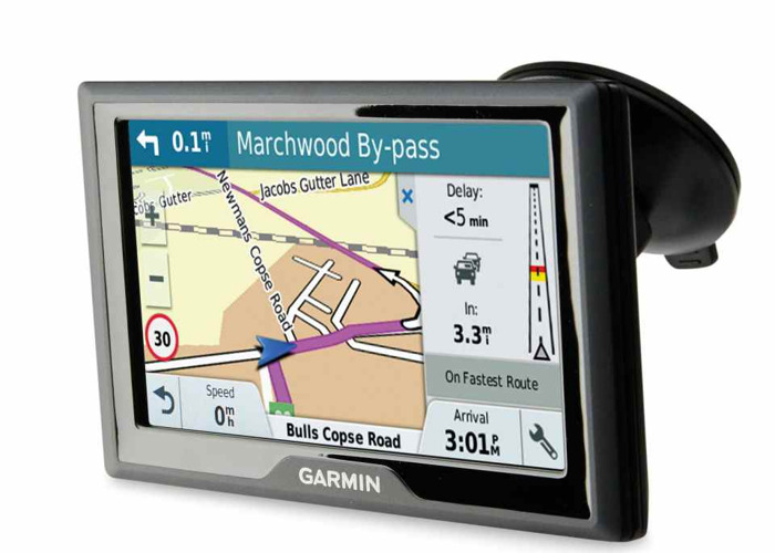Garmin Drive 51LMT-S 5-inch Sat Nav - 1