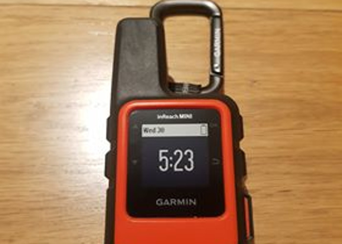 Garmin Inreach mini gps satellite communicator - 1