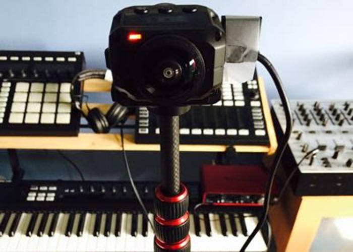 Garmin Virb 360 camera 4k-5.2k res  - 1