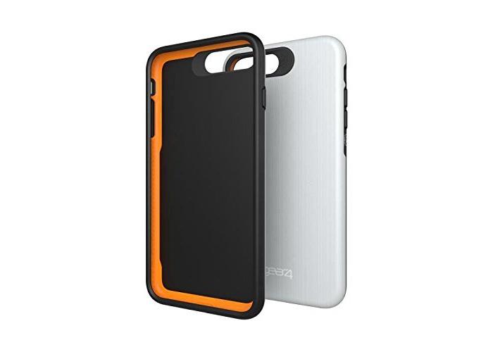 Gear4 Apple iPhone 7 Plus Trafalgar D3O Protective case in Silver - 2
