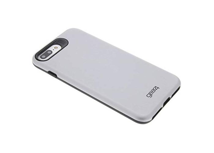Gear4 Apple iPhone 7 Plus Trafalgar D3O Protective case in Silver - 1